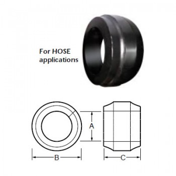 Split Bushing For Hose Applications
