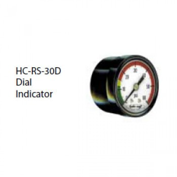 Return Line Filter - Dial Indicator