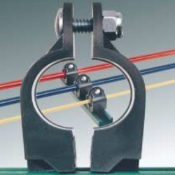 Silent-Strut Clamping System - Clamp